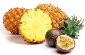 Pineapple & Passionfruit Smoothie Mix - 1 Ltr